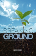 Breaking Ground Kindle Front